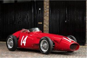 1954 Maserati 250F For Sale