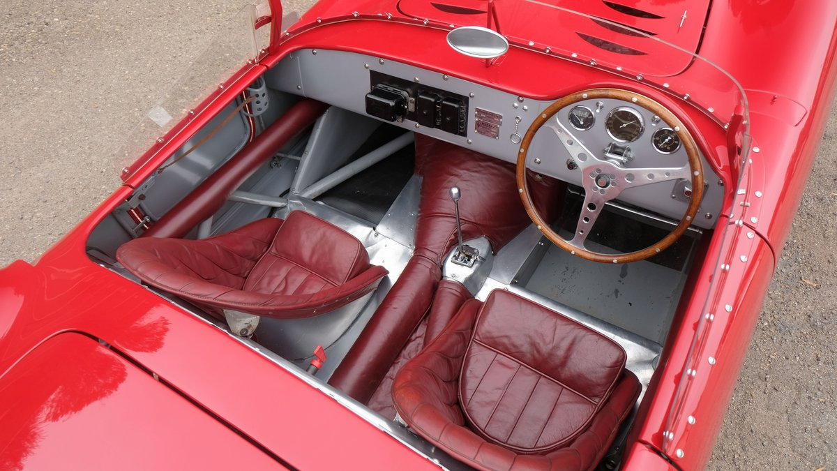 1957 Maserati 300S Long-Nose Fantuzzi Spyder = Rare Race Car For Sale (picture 3 of 6)