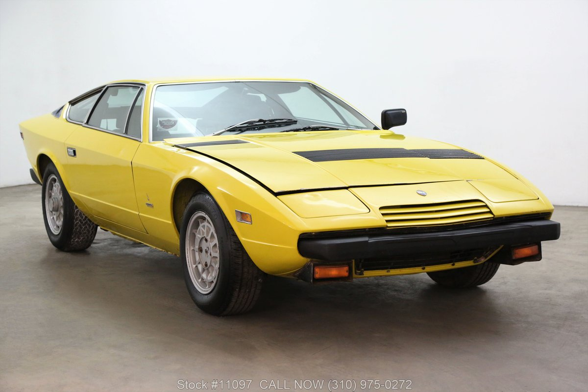 1977 Maserati Khamsin For Sale (picture 1 of 6)