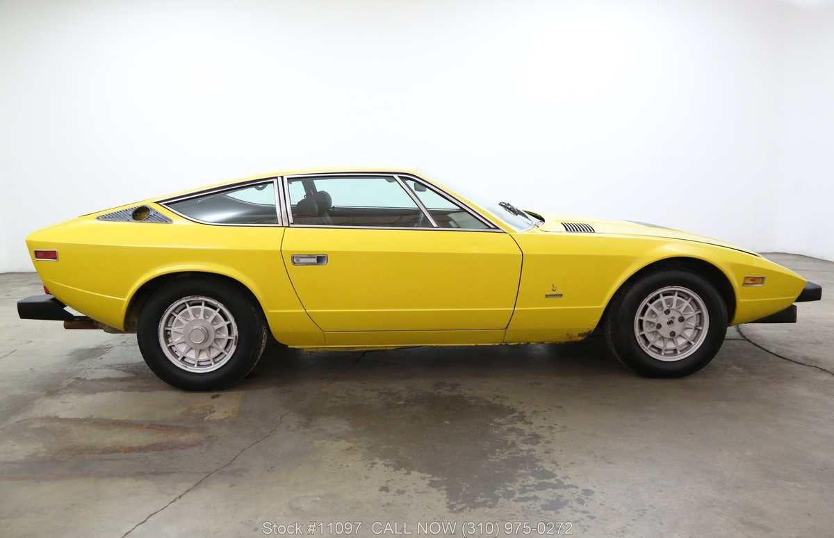 1977 Maserati Khamsin For Sale (picture 2 of 6)