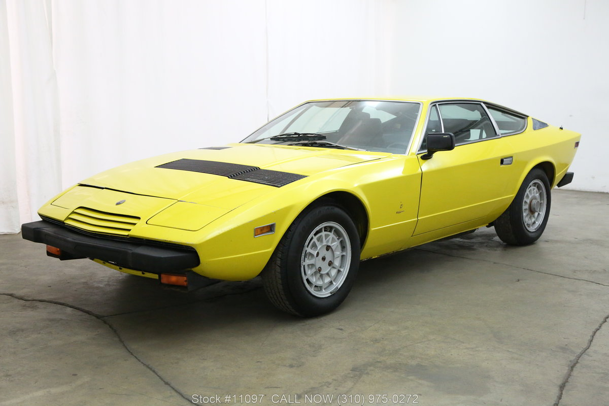 1977 Maserati Khamsin For Sale (picture 3 of 6)