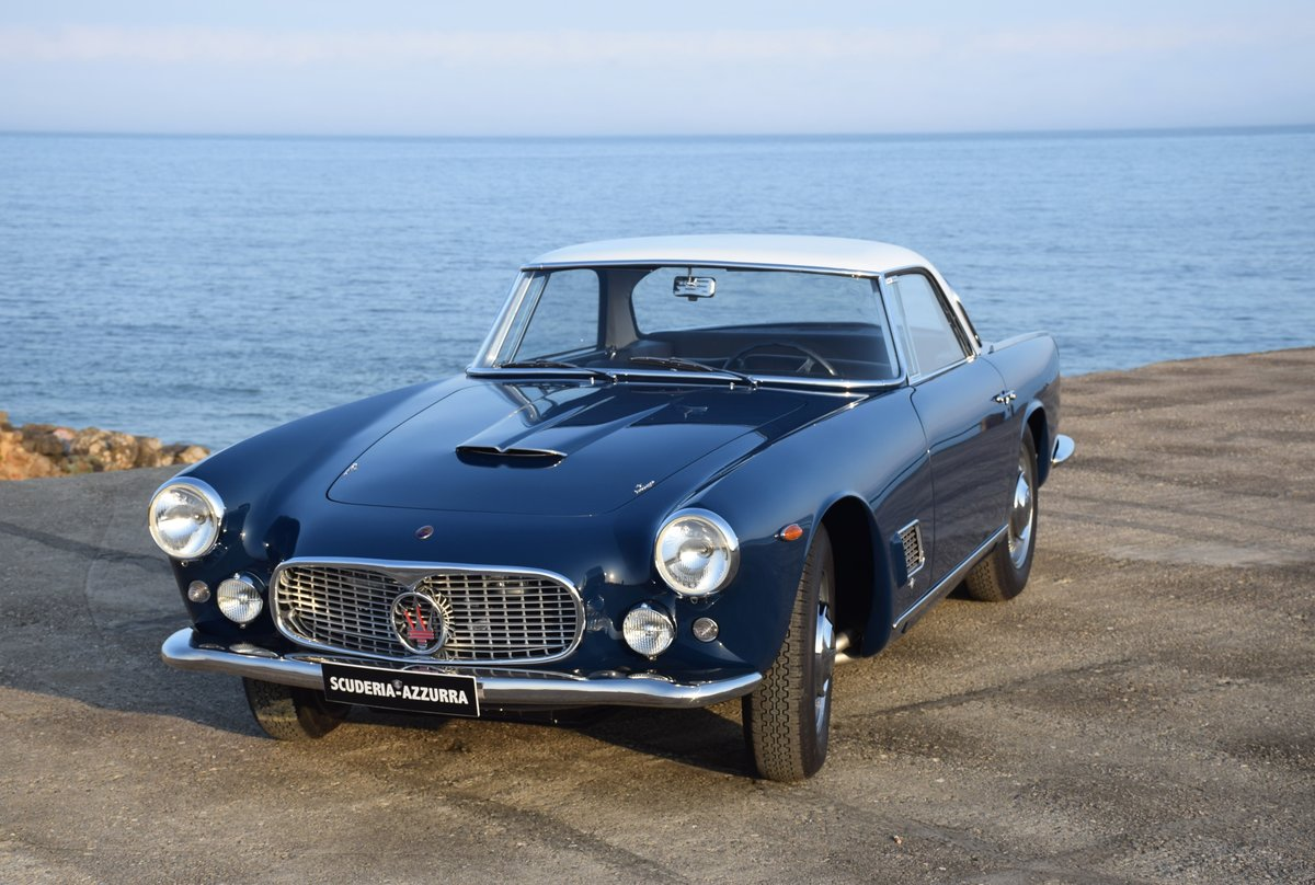 1958 Early Maserati 3500 GT in beautiful matching colors For Sale (picture 1 of 6)