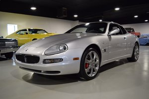 2004 Maserati Coupe Cambiocorsa For Sale