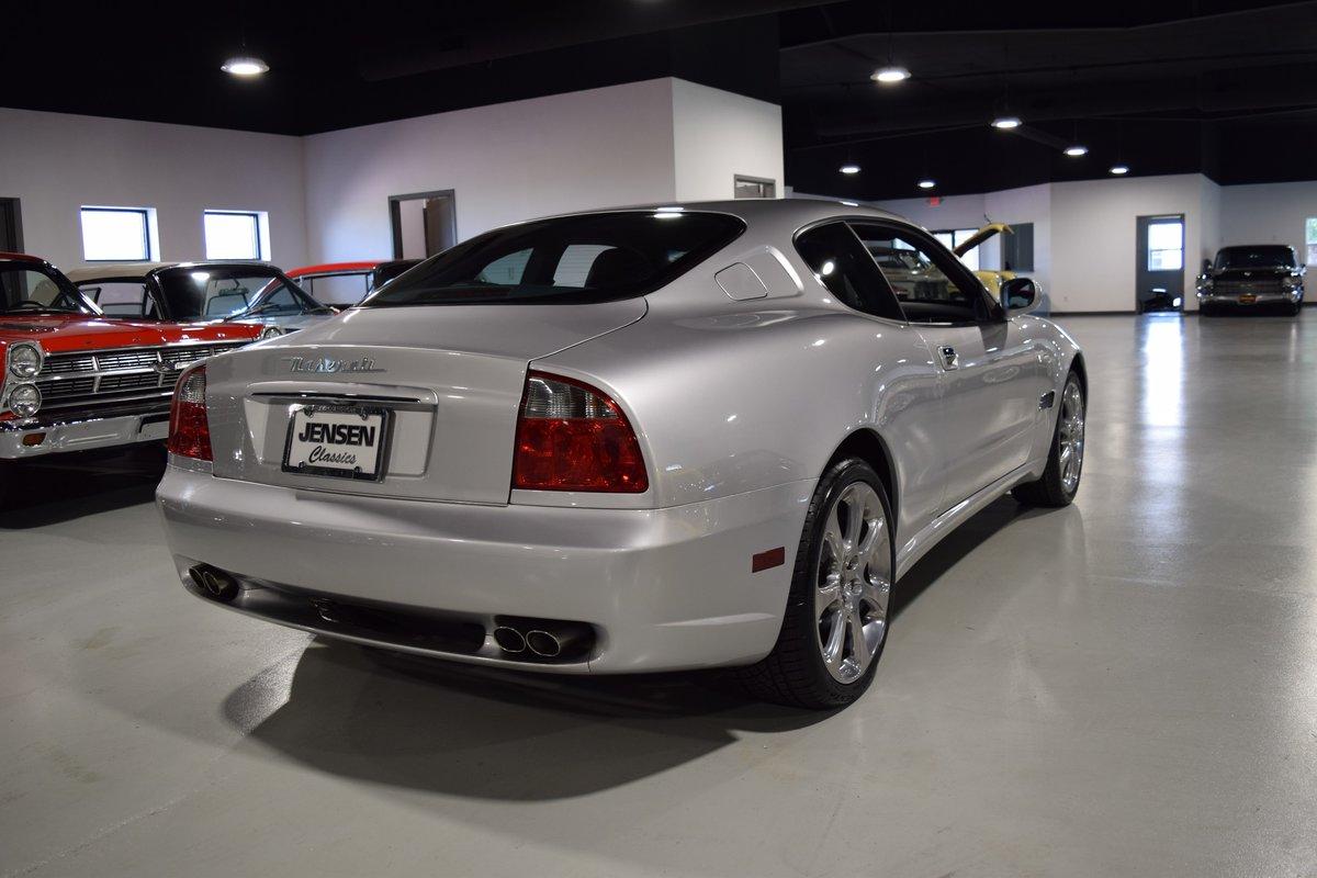 2004 Maserati Coupe Cambiocorsa For Sale | Car And Classic