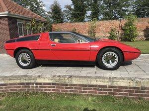 1975 Maserati Bora  RHD