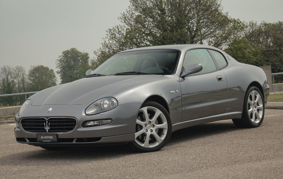 RARE 2005 LHD Maserati Coupé GT MANUAL ! (Facelift) low km For Sale (picture 1 of 6)
