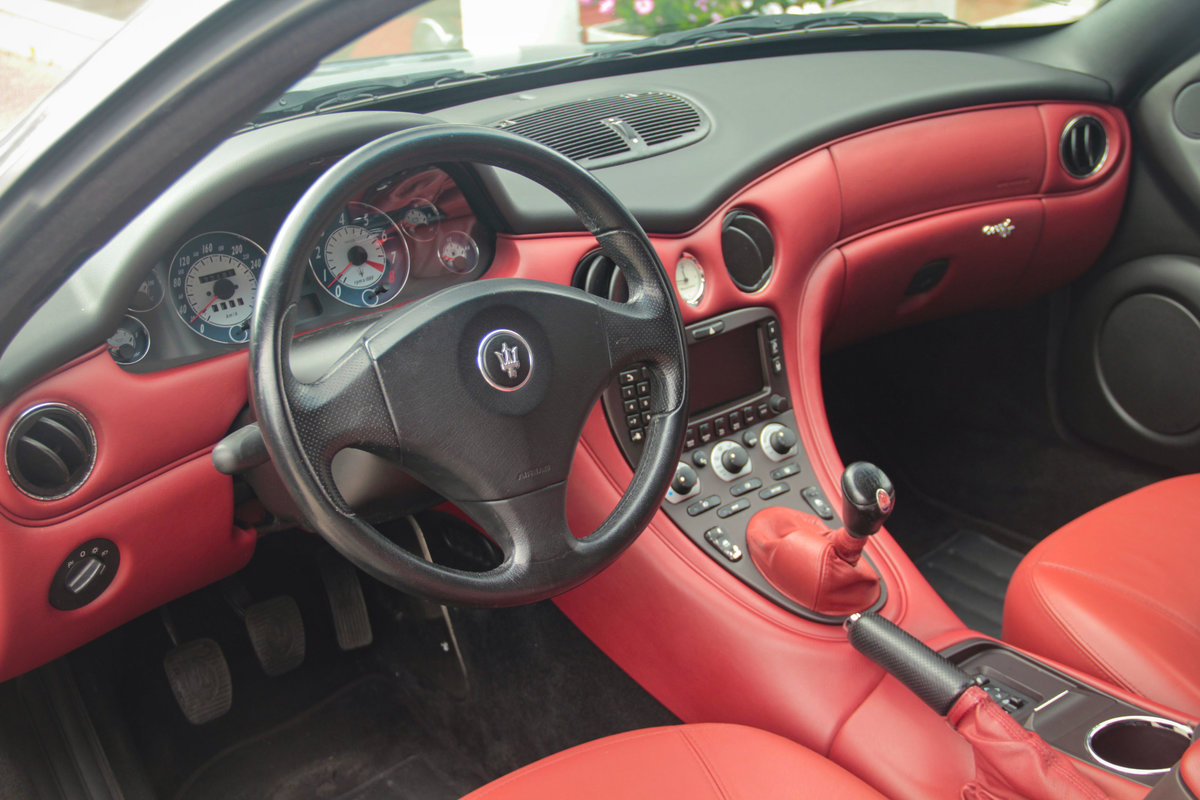 RARE 2005 LHD Maserati Coupé GT MANUAL ! (Facelift) low km For Sale (picture 3 of 6)
