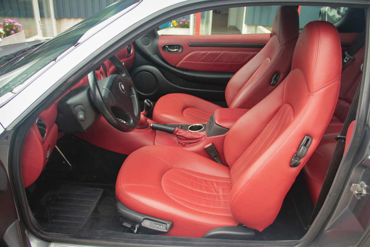 RARE 2005 LHD Maserati Coupé GT MANUAL ! (Facelift) low km For Sale (picture 4 of 6)
