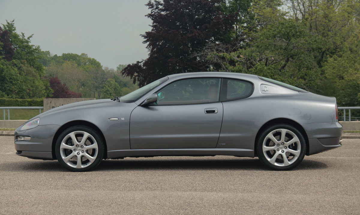 RARE 2005 LHD Maserati Coupé GT MANUAL ! (Facelift) low km For Sale (picture 6 of 6)