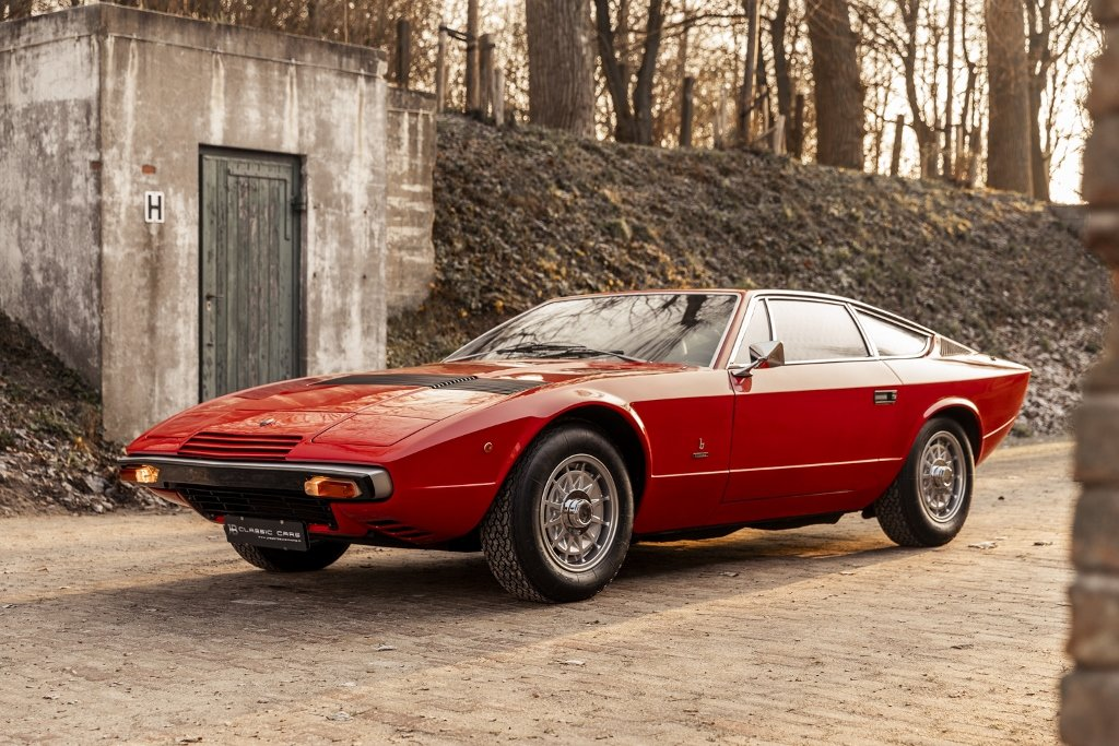 Maserati Khamsin 1976 SOLD (picture 1 of 6)