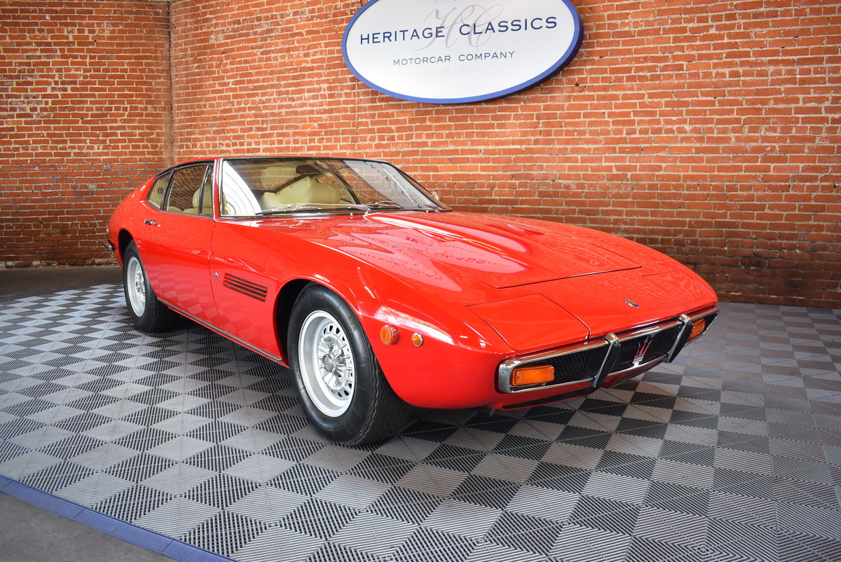 1971 Maserati Ghibli SS 4.9 For Sale (picture 1 of 6)