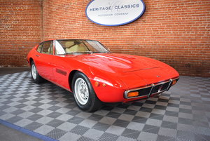 Picture of 1971 Maserati Ghibli SS 4.9 SOLD