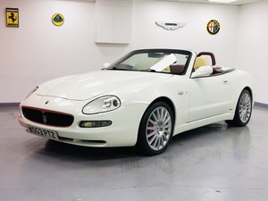 2003 Maserati 4200 Cambiocorsa Spyder For Sale
