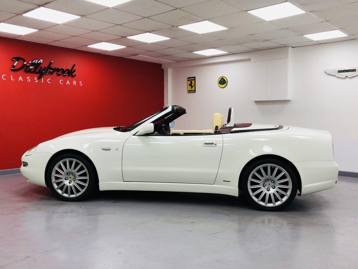 2003 Maserati 4200 Cambiocorsa Spyder For Sale (picture 2 of 6)