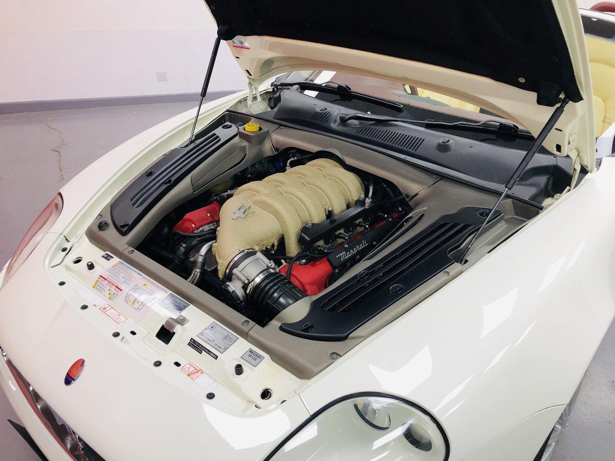 2003 Maserati 4200 Cambiocorsa Spyder For Sale (picture 3 of 6)