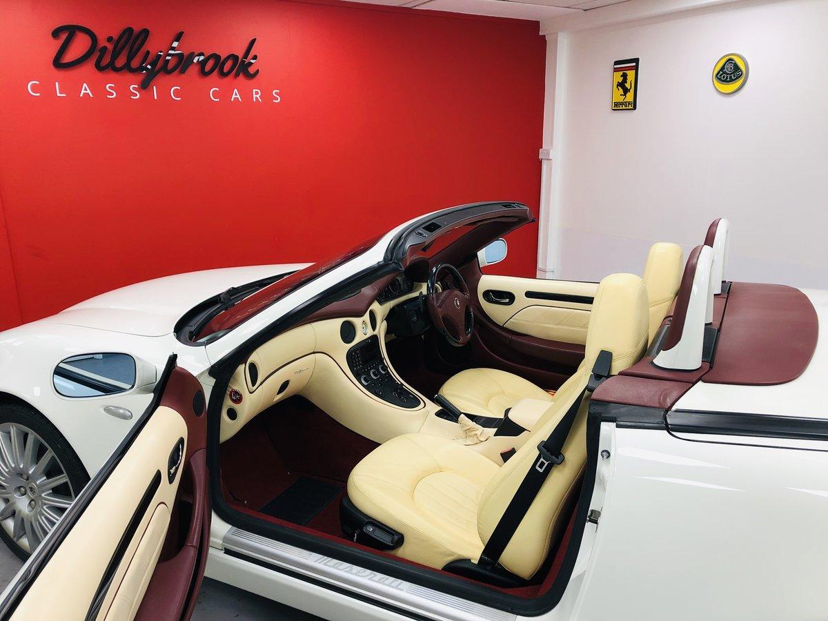 2003 Maserati 4200 Cambiocorsa Spyder For Sale (picture 4 of 6)