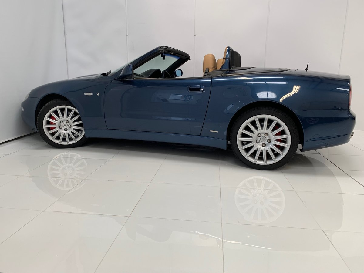 2003 Maserati Spyder UK RHD Stunning! For Sale (picture 2 of 6)