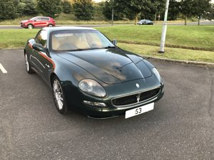 2003 Maserati Cambiocorsa 4200 coupe For Sale