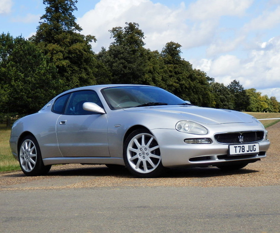 1999 Maserati 3200 GT V8 370bhp For Sale (picture 1 of 6)