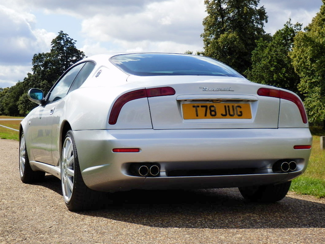 1999 Maserati 3200 GT V8 370bhp For Sale (picture 2 of 6)