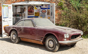 1963 MASERATI SEBRING COUPÉ PROJECT For Sale by Auction