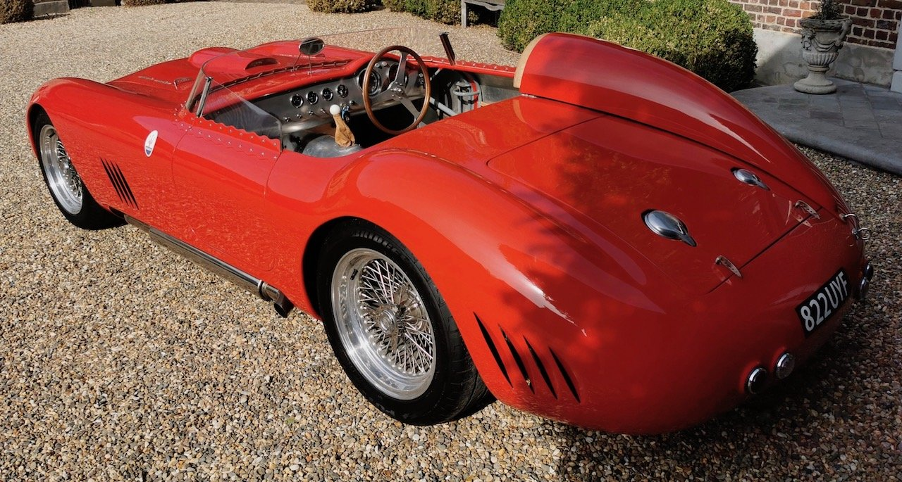1959 Maserati 450S recreation SOLD (picture 2 of 6)