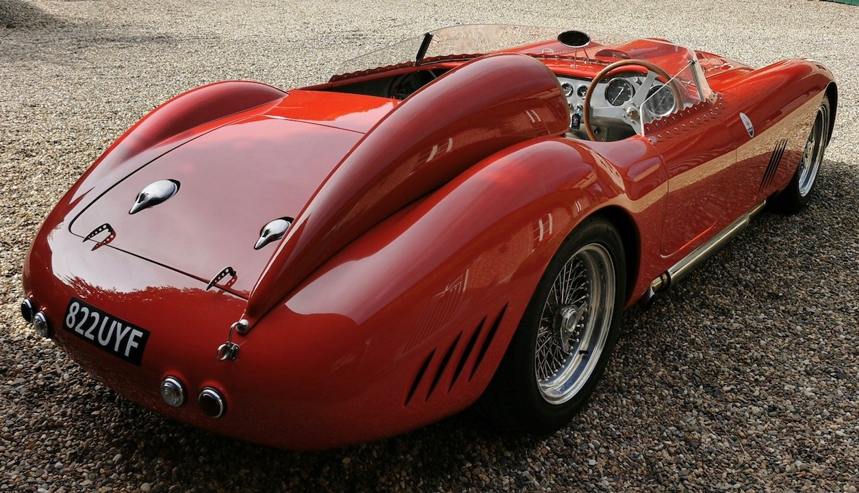 1959 Maserati 450S recreation SOLD (picture 3 of 6)