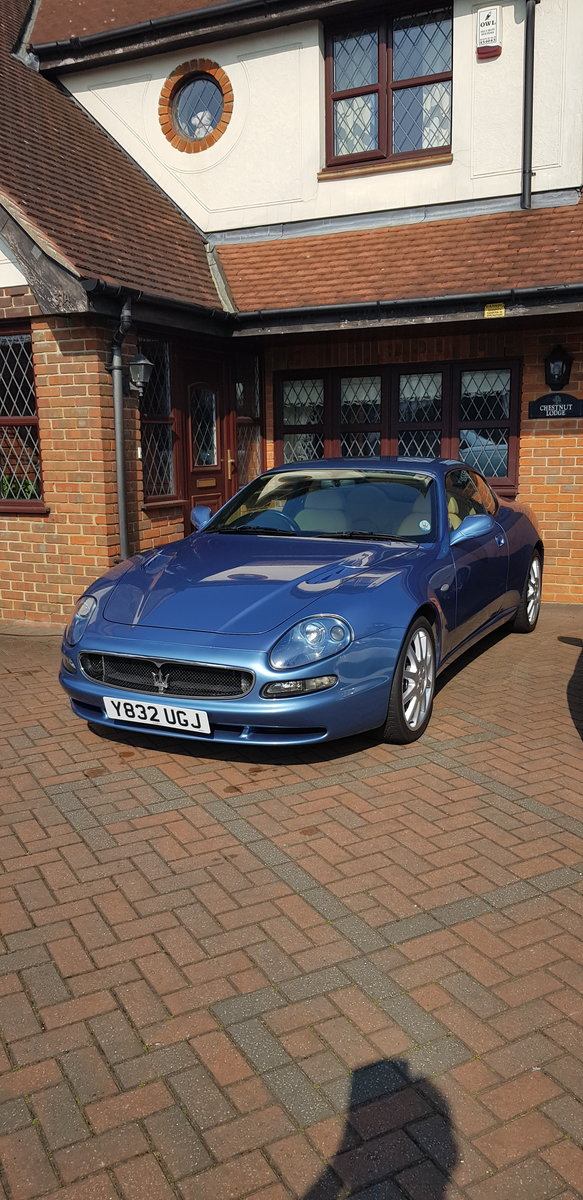 2001 3200 GT Only 2 former owners For Sale (picture 1 of 6)
