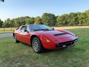 "1976 Maserati Merak SS ""THE ABBA MASERATI"" For Sale"
