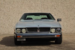 1977 Maserati Kyalami 4.2 Manual For Sale