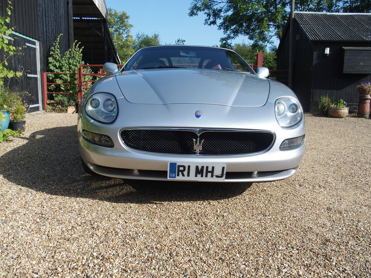 2003 Maserati Spyder 4200 Cambiocorsa For Sale (picture 2 of 6)