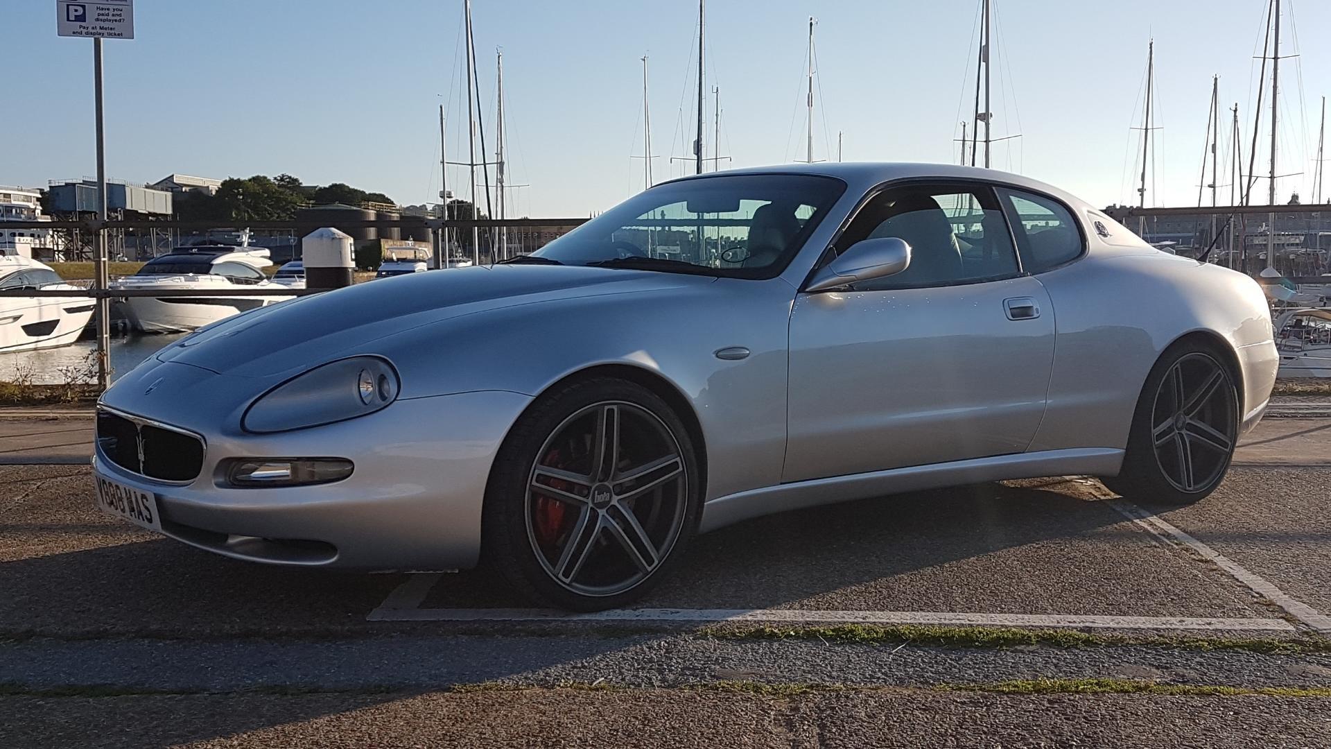 2002 Maserati 4200, Cambio, F1, Tubi, H-pipe For Sale (picture 1 of 5)