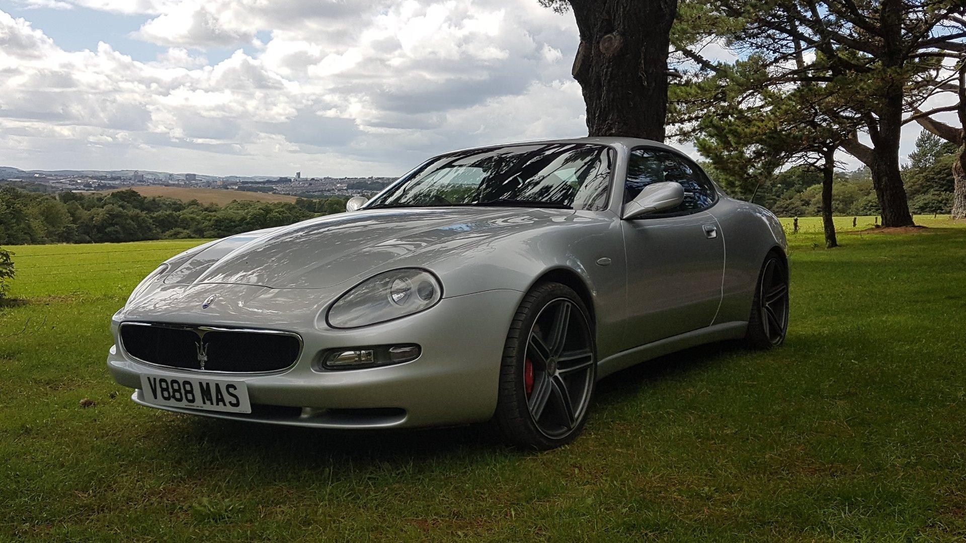 2002 Maserati 4200, Cambio, F1, Tubi, H-pipe For Sale (picture 2 of 5)