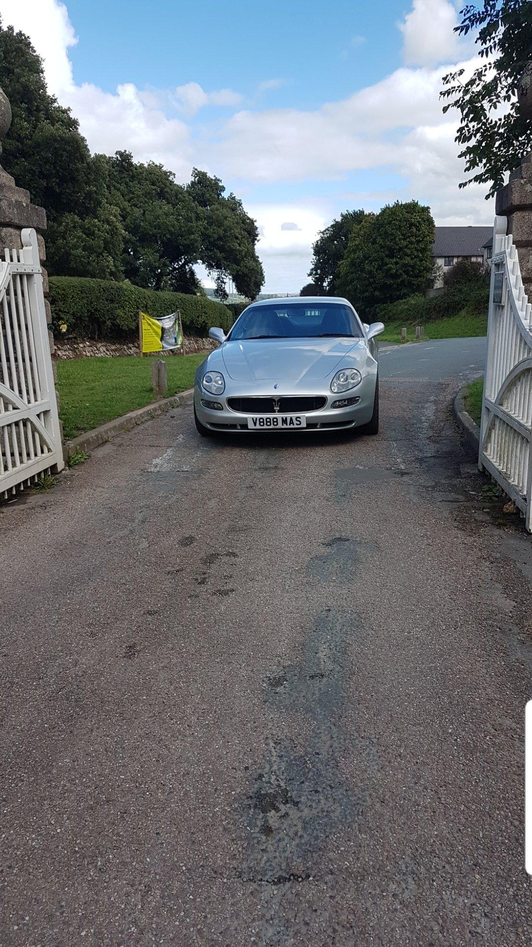 2002 Maserati 4200, Cambio, F1, Tubi, H-pipe For Sale (picture 3 of 5)