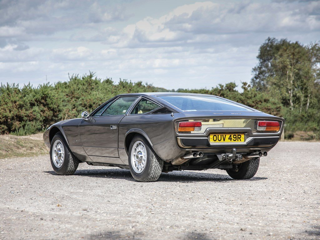 1976 Maserati Khamsin  For Sale by Auction (picture 2 of 6)