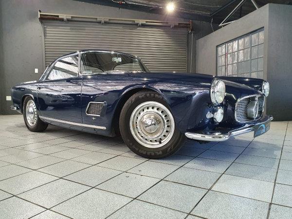 1958 Maserati 3500 GT Superleggera For Sale (picture 1 of 6)