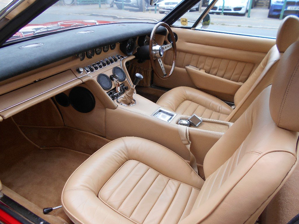 1970 Maserati Ghibli SS Coupe 1 of 12 RHD Cars  For Sale (picture 4 of 5)