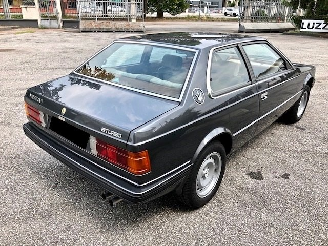 1986 Maserati - Biturbo 2.0 Coupè SOLD (picture 3 of 6)