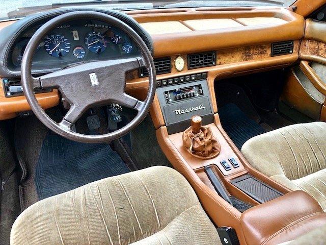 1986 Maserati - Biturbo 2.0 Coupè SOLD (picture 4 of 6)