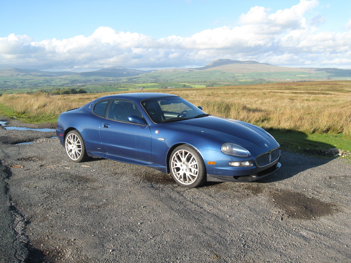 2006 maserati gransport mc victory lhd SOLD (picture 1 of 6)
