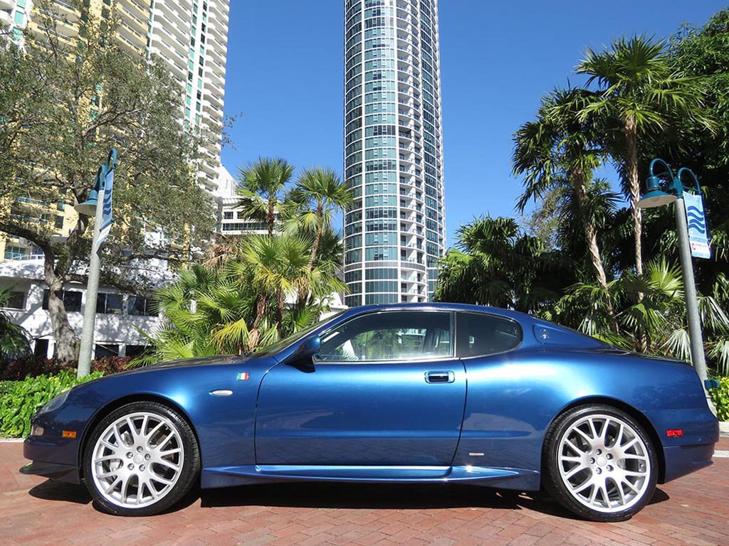 2006 maserati gransport mc victory lhd SOLD (picture 6 of 6)