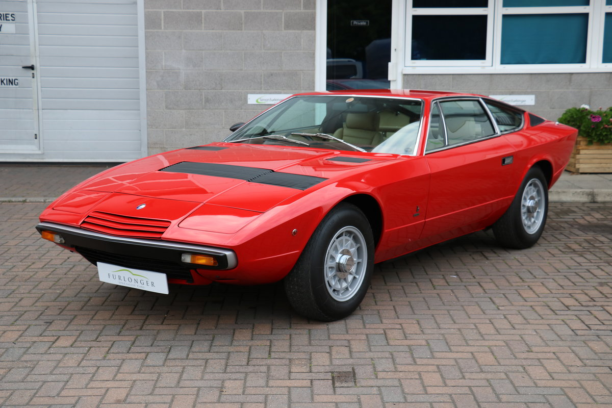 1979 Maserati Khamsin - Superb History! For Sale (picture 1 of 6)