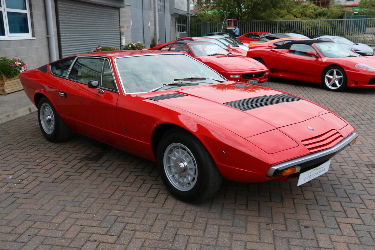 1979 Maserati Khamsin - Superb History! For Sale (picture 2 of 6)