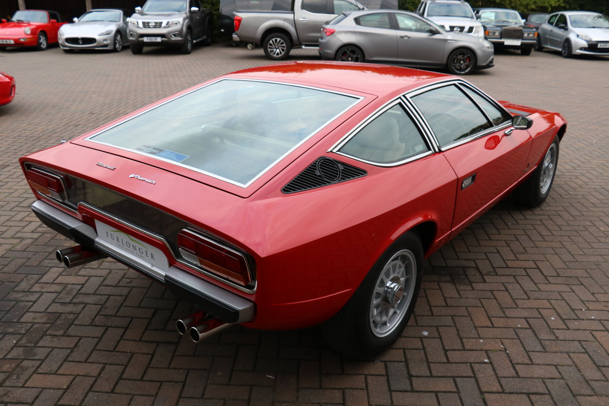 1979 Maserati Khamsin - Superb History! For Sale (picture 3 of 6)