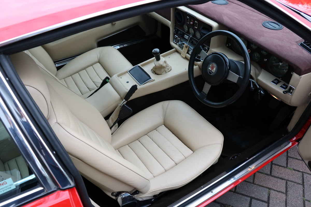 1979 Maserati Khamsin - Superb History! For Sale (picture 4 of 6)