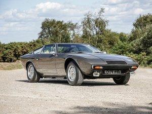 1976 Maserati Khamsin by Bertone