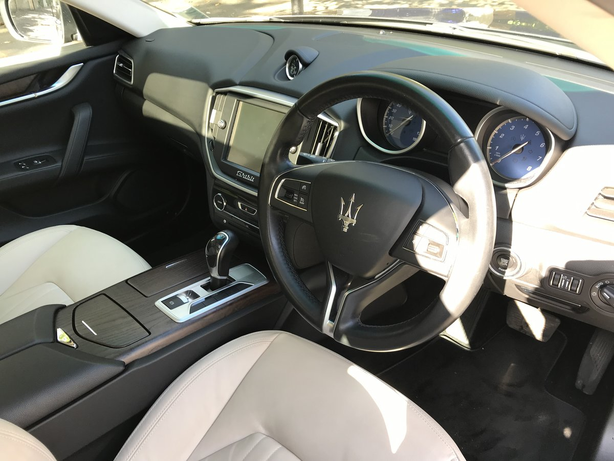 2014 Maserati Ghibli S - Stunning Low Mileage, FMSH For Sale (picture 3 of 5)