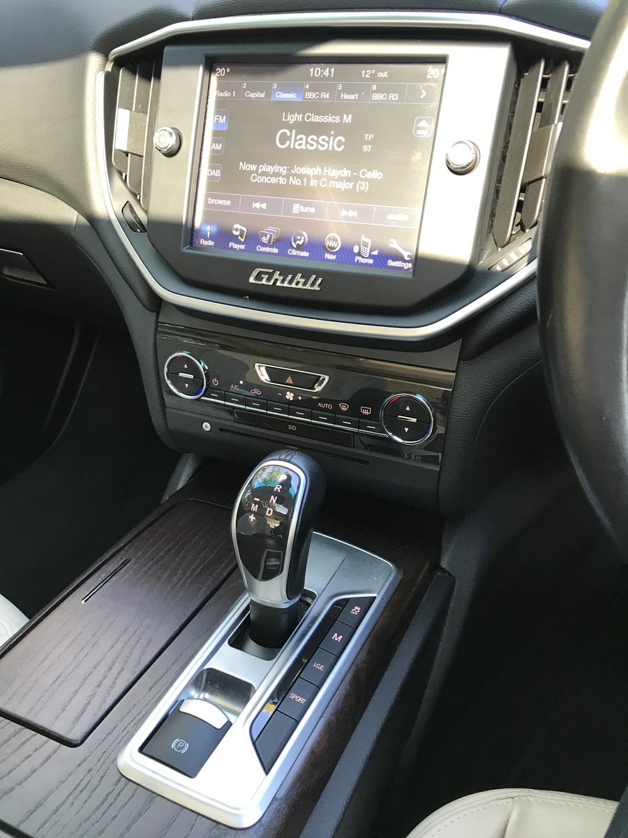 2014 Maserati Ghibli S - Stunning Low Mileage, FMSH For Sale (picture 4 of 5)