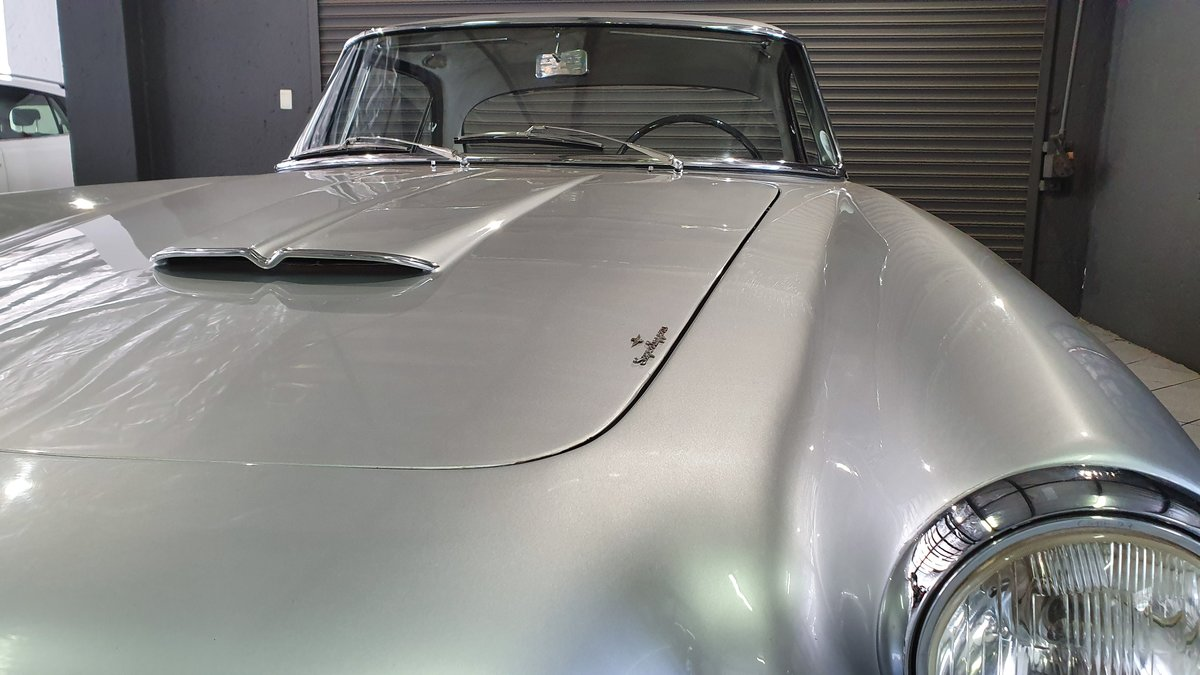 1962 Maserati 3500 GTi Status with a stunning finish For Sale (picture 2 of 6)