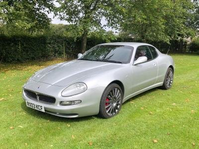 2003 Maserati 4200 GT For Sale by Auction (picture 1 of 1)